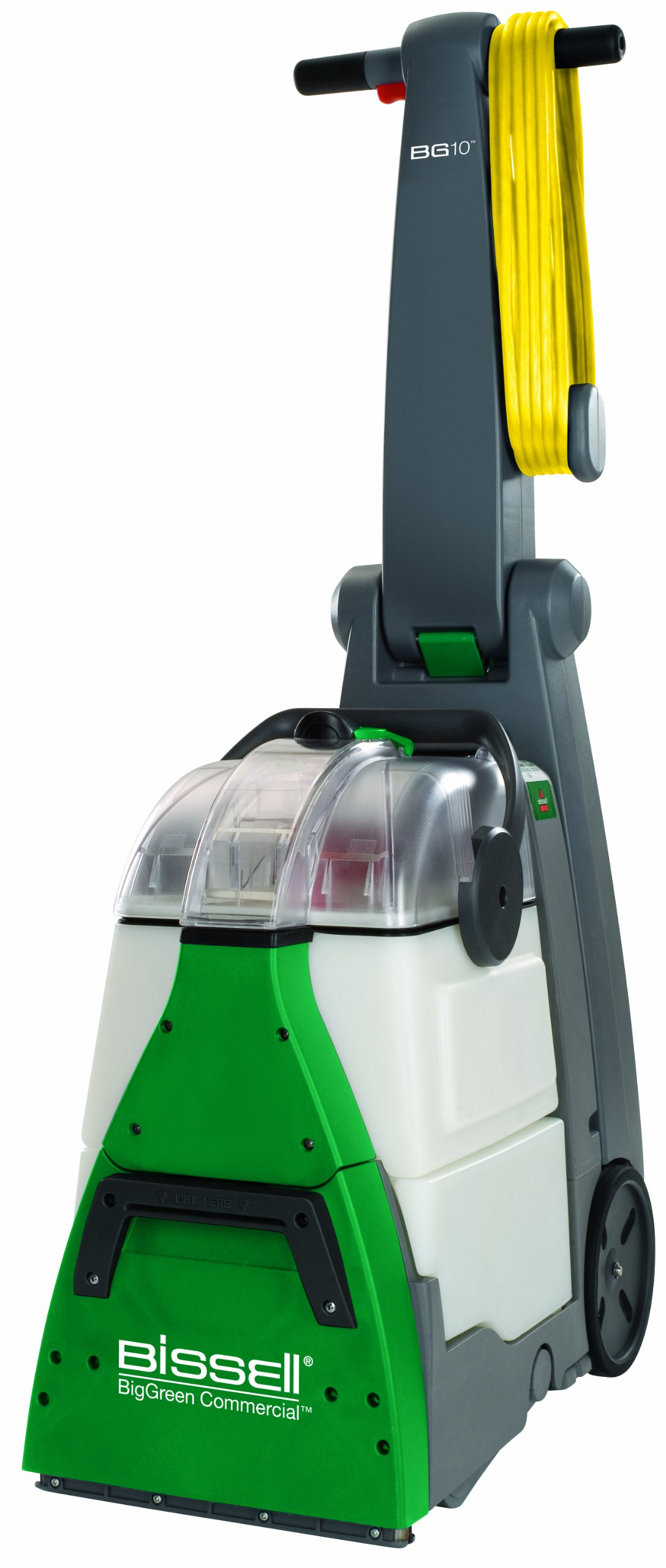 Bissell BigGreen Commercial BG10 Deep Cleaning 2 Motor Extracter Machine by Bissell