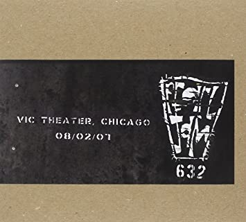 PEARL JAM - Official Bootleg Vic Theatre Chicago 8207 - Amazoncom Music