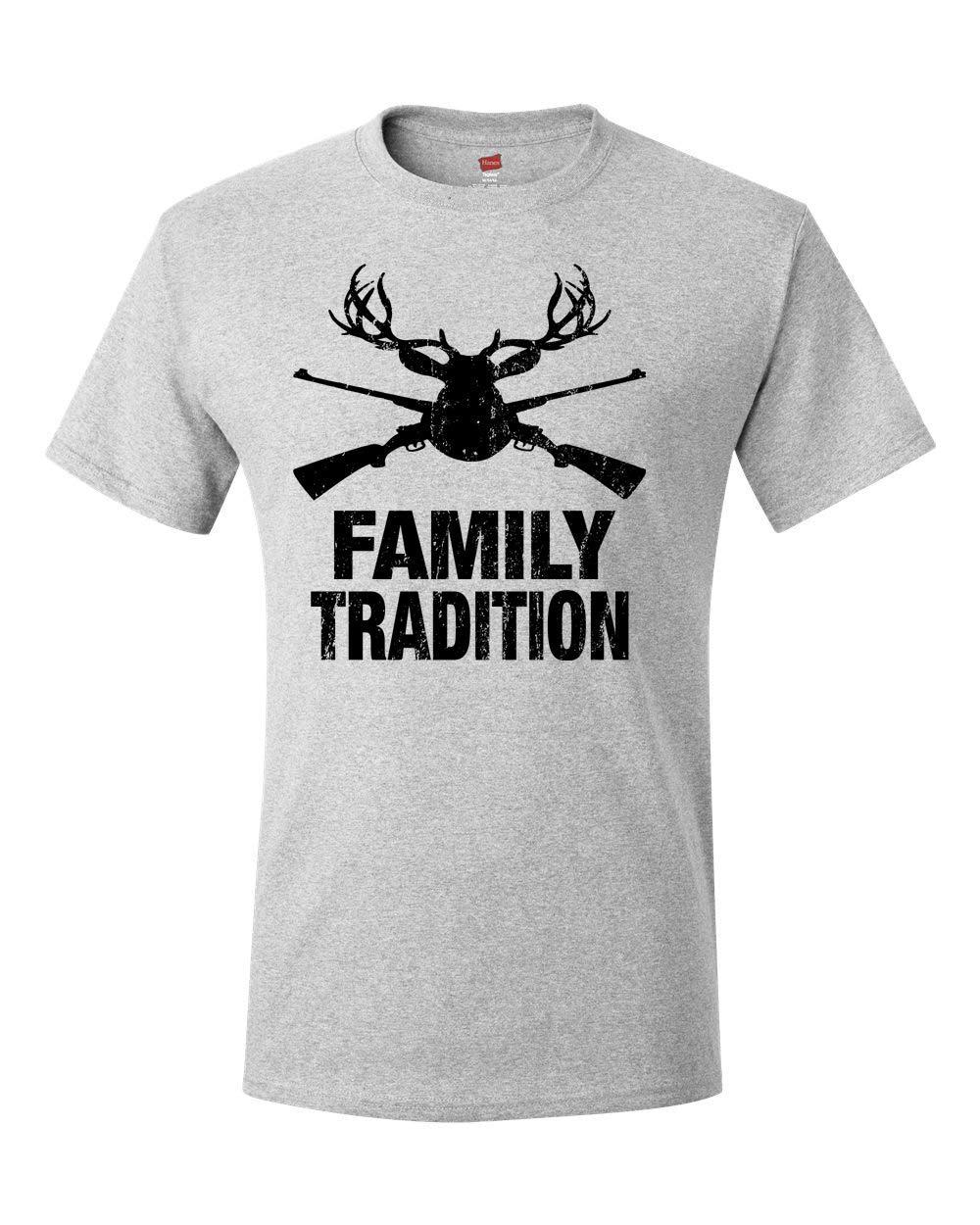 S Tshirt Hunting Family Tradition T