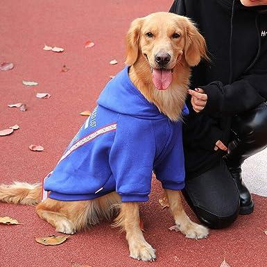 Elvoo Mascota Ropa para perros Labrador Pastor Multilateral Husky ...