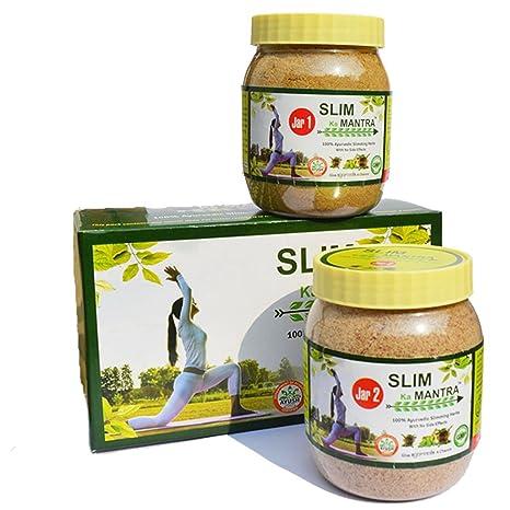Slim Ka Mantra Ayurvedic Weight Loss Powder