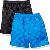 Amazon Essentials Boys' Active Performance Woven Soccer Shorts