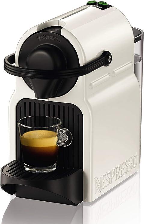Nespresso Krups Inissia XN1001 - Cafetera monodosis de cápsulas ...