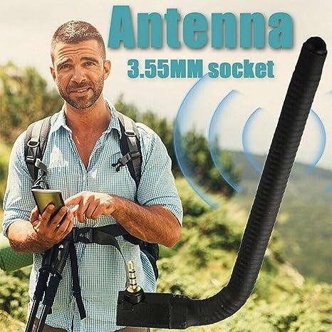 Jaina 6dbi 3.5mm del teléfono Celular del GPS TV móvil ...