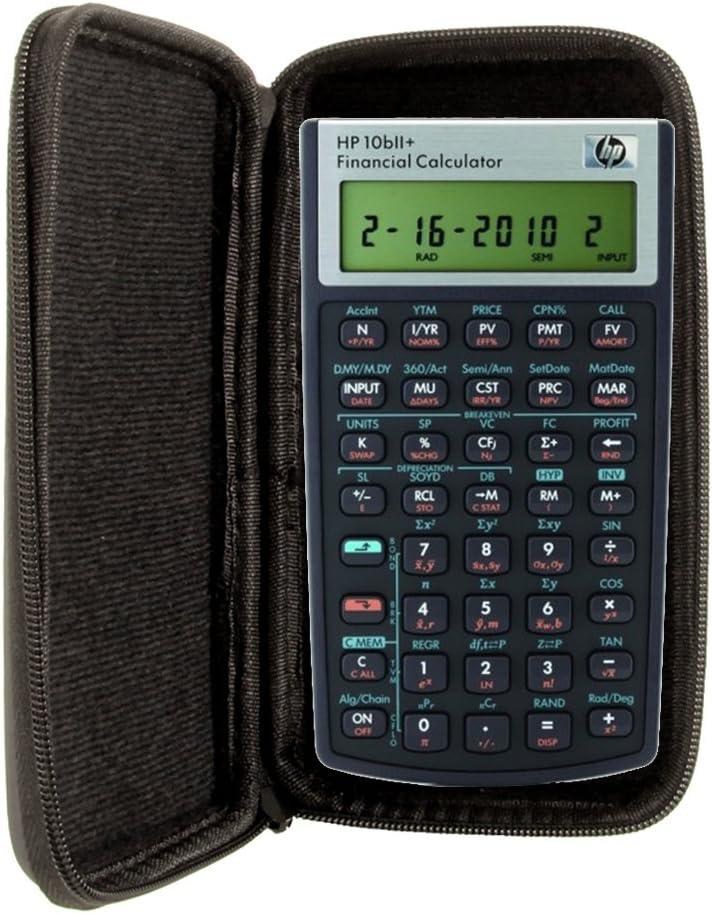 HP 10S Plus Custodia WYNGS per calcolatrice modello