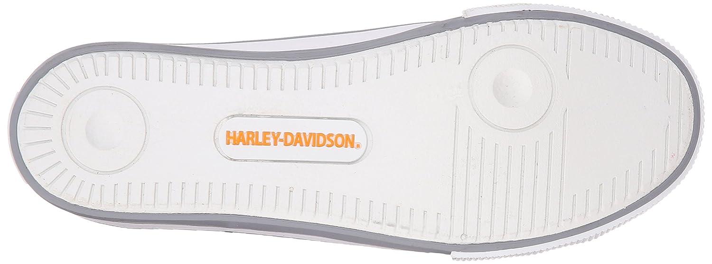 Harley-Davidson Women's Zia Vulcanized Shoe B013JMSLWE 7.5 B(M) US|Grey