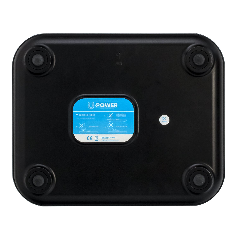 Eatsmart precision digital bathroom scale review - Amazon Com Eatsmart Precision Power Battery Free Digital Bathroom Scale Health Personal Care