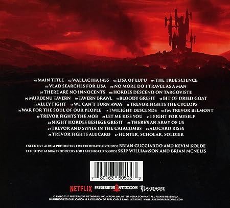 Amazon.com: Castlevania (Music From The Netflix Original ...