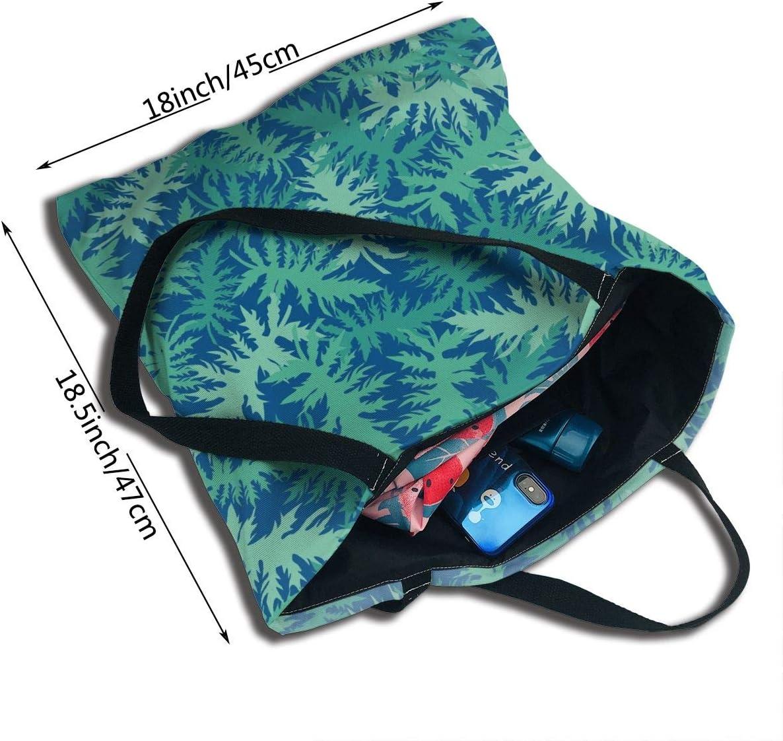PengMin Camouflage Vanilla Leaves Fashion Womens Multi-Pocket Vintage Canvas Handbags Miniature Shoulder Bags Totes Purses Shopping Bags