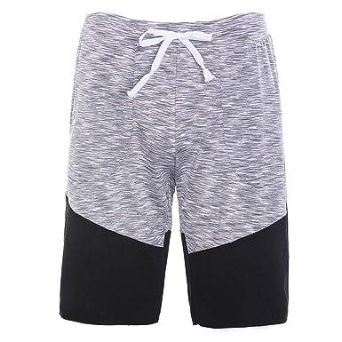 Pantalones Cortos De Verano De Hombres De Colores Mezclados ...