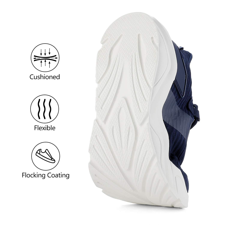 DREAM PAIRS Mens Mesh Running Shoes Lightweight Sneakers