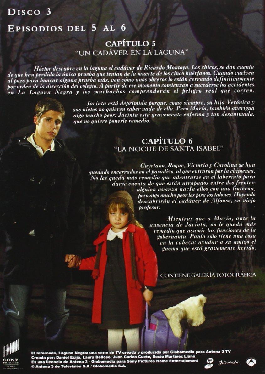 Internado T1 - Pck 4 [DVD]: Amazon.es: Luis Merlo, Martin ...