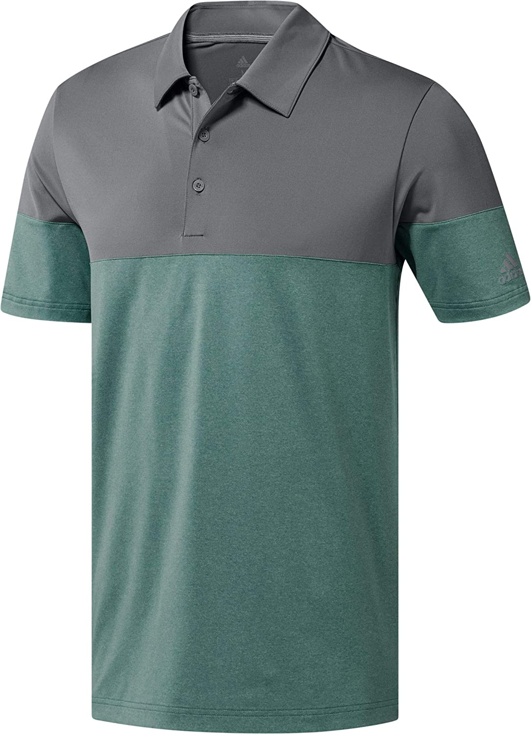 a77e3c11 Amazon.com : adidas Golf 2019 Mens Ultimate 2.0 All-Day Novelty Short Sleeve  Golf Polo Shirt : Clothing