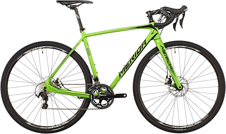Merida Cyclo Cross 5000 - Bicicletas ciclocross - verde/negro ...