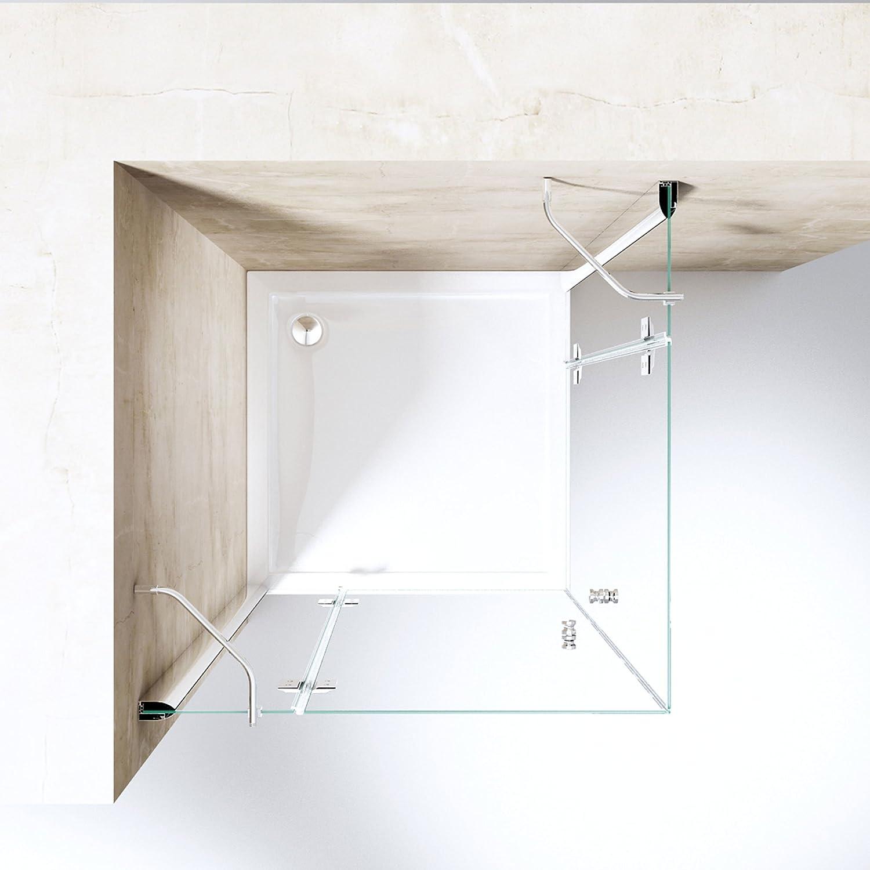 Mampara de ducha Ravenna01: Amazon.es: Bricolaje y herramientas