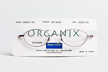 11994345479 Amazon.com  Marcolin Titanium Eyeglasses frames eye Glasses -Made In ...