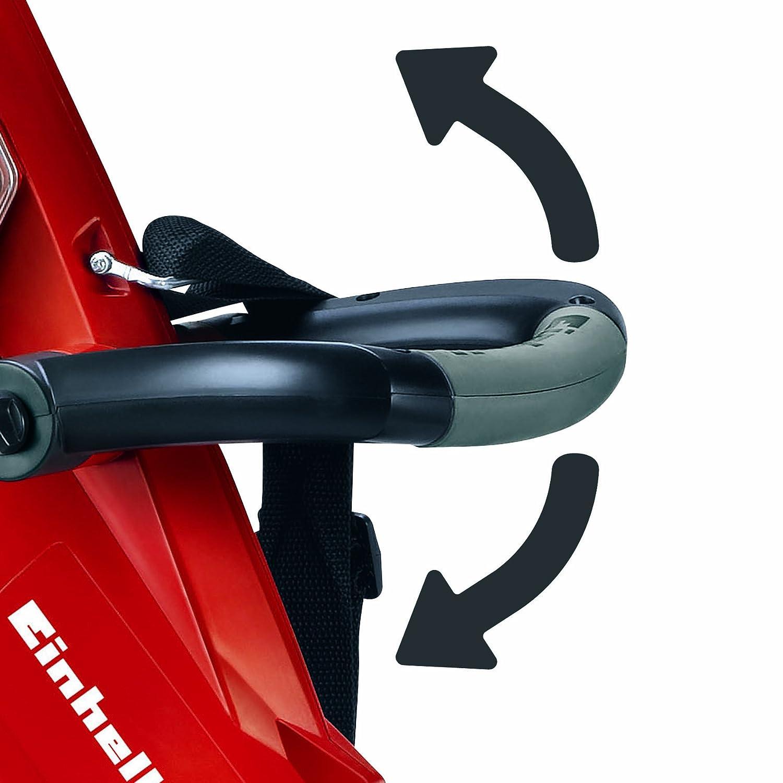 Einhell RG-EL 2700 E - Aspirador soplador triturador (2700 W) color negro y rojo: Amazon.es: Bricolaje y herramientas