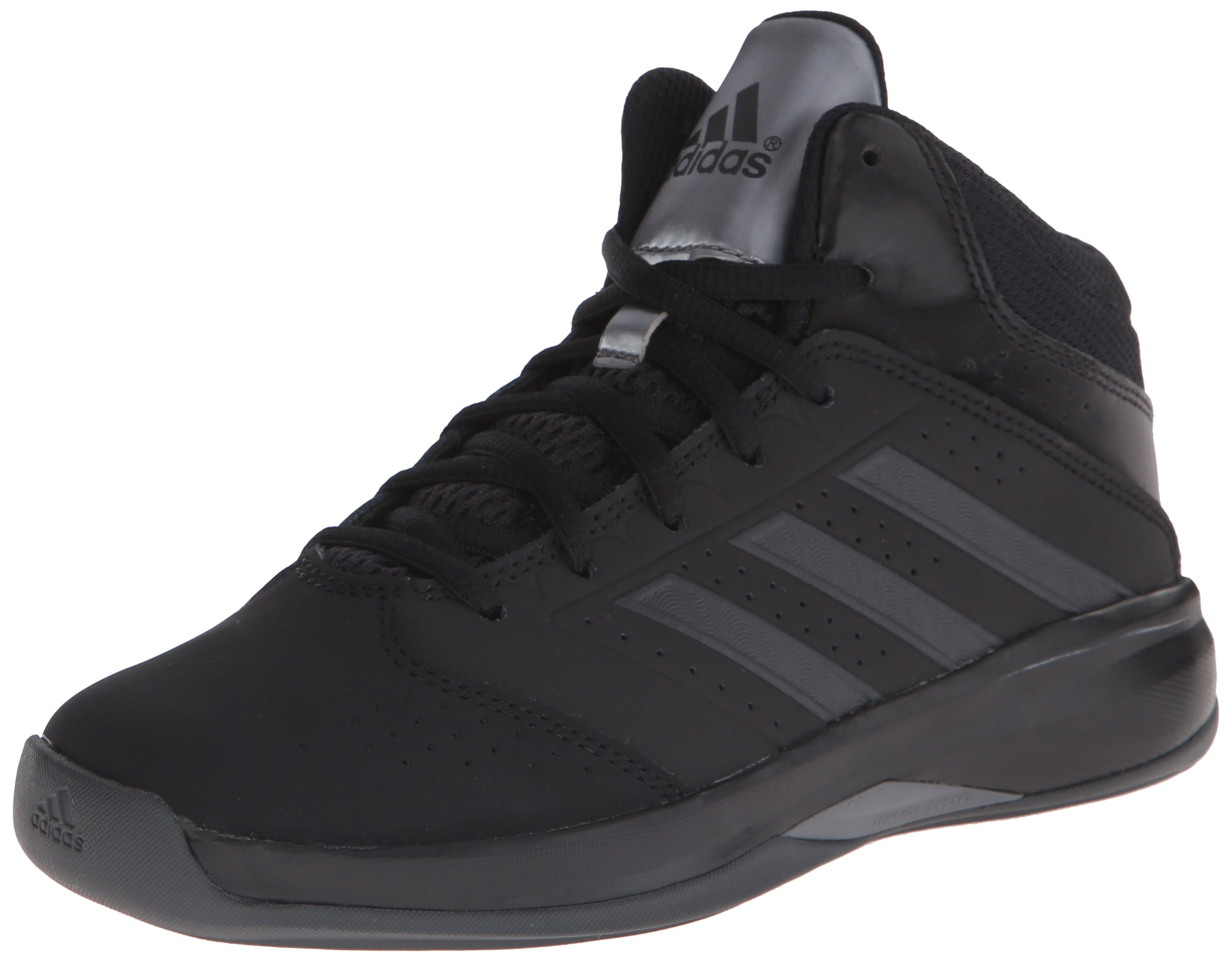 new style 795b3 4d57d Galleon - Adidas Performance Isolation 2 K Basketball Shoe (Little KidBig  Kid),BlackBlackDark Grey,10.5 M US Little Kid