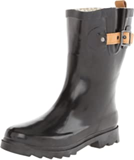 Amazon.com | UGG Women's Sienna Rain Boot | Mid-Calf