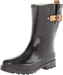 Amazon.com | Chooka Women&39s Top Solid Low Rain Boot | Ankle &amp Bootie