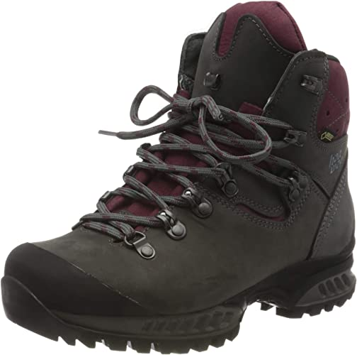 Hanwag Womens Gr/ünten Lady High Rise Hiking Shoes