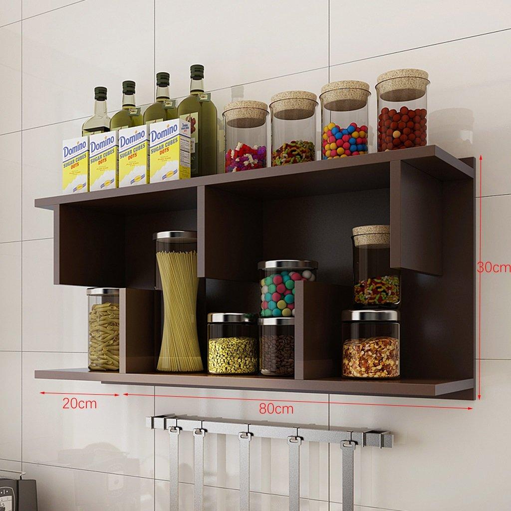 Amazoncom Kitchen Shelf Wall Stretcher Storage Shelf