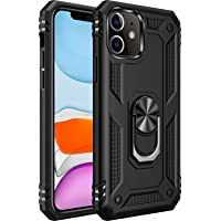 iPhone 11 Case [ Military Grade ] 15ft. Drop Tested Protective Case   Kickstand...