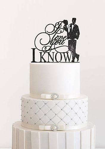 Amazon Com I Love You I Know Wedding Cake Topper Star Wars Hans Sol
