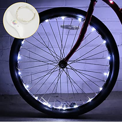 DIMY Outdoor Toys For 5 14 Year Old Boy Bike Accessories Wheel Light