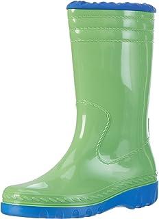 Romika Kadett, Unisex-Kinder Halbschaft Gummistiefel, Blau (blau-minze 524), 31 EU