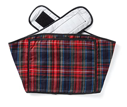 Hotties - Soothing backwrap Microondas Calor Wrap para ...