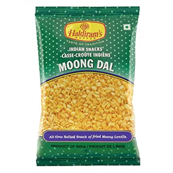 Amazon com : Haldiram Indian Snacks Moong Dal All Time