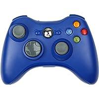 Mando Xbox 360 Inalámbrico STOGA STB02 Controlador de Gamepad para Xbox 360, Joypad para PC Windows XP/7/8/10 (Azul)