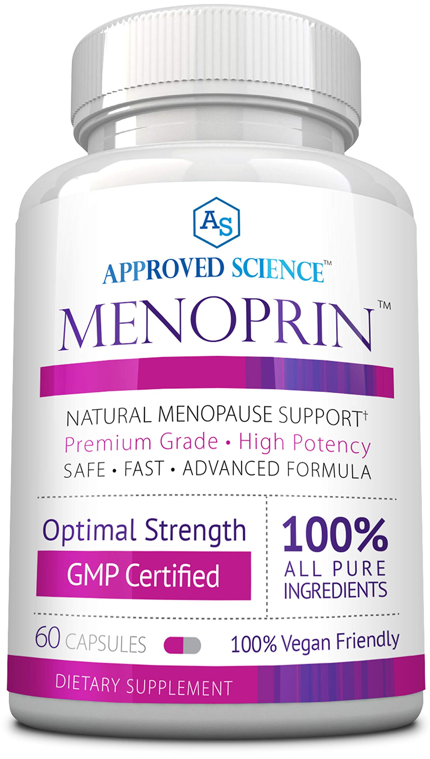 Menoprin - 1 Bottle (Day) by Approved Science