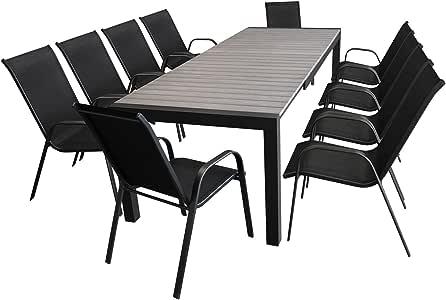 XXL Mobiliario de jardín Asiento – Muebles de Jardín Terraza ...