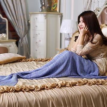 Amazon.com: Manta/mantas/mantita para bebé/manta tejer sofá ...