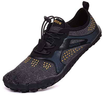 Amazon Com Whitin Unisex Premium Water Shoes Wide Toe Box