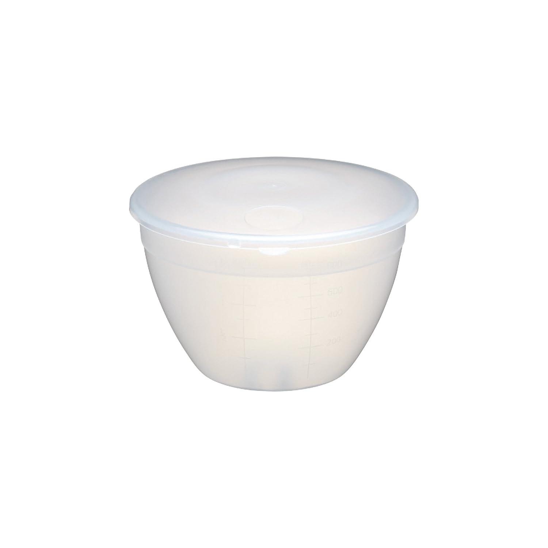 Kitchen Craft Puddingform mit Deckel 855 ml