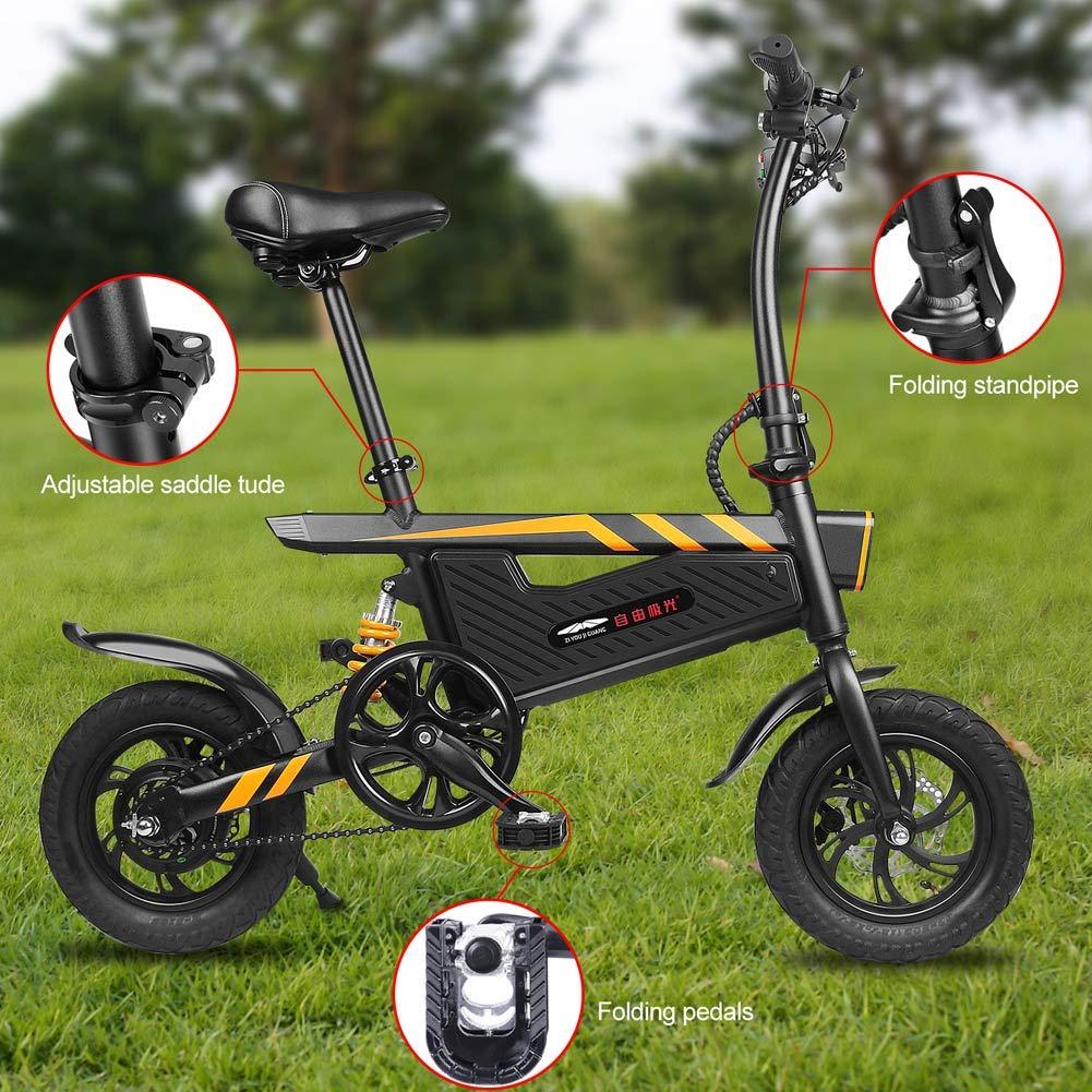 Ohwens Bicicleta Plegable,1 Pcs de Bicicleta Plegable ...