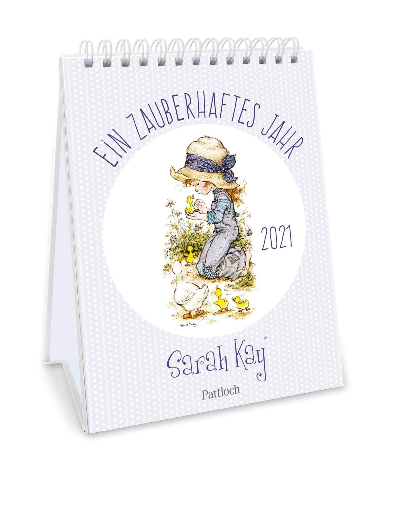Ein zauberhaftes Jahr mit Sarah Kay 2021: 4260308342868: Amazon