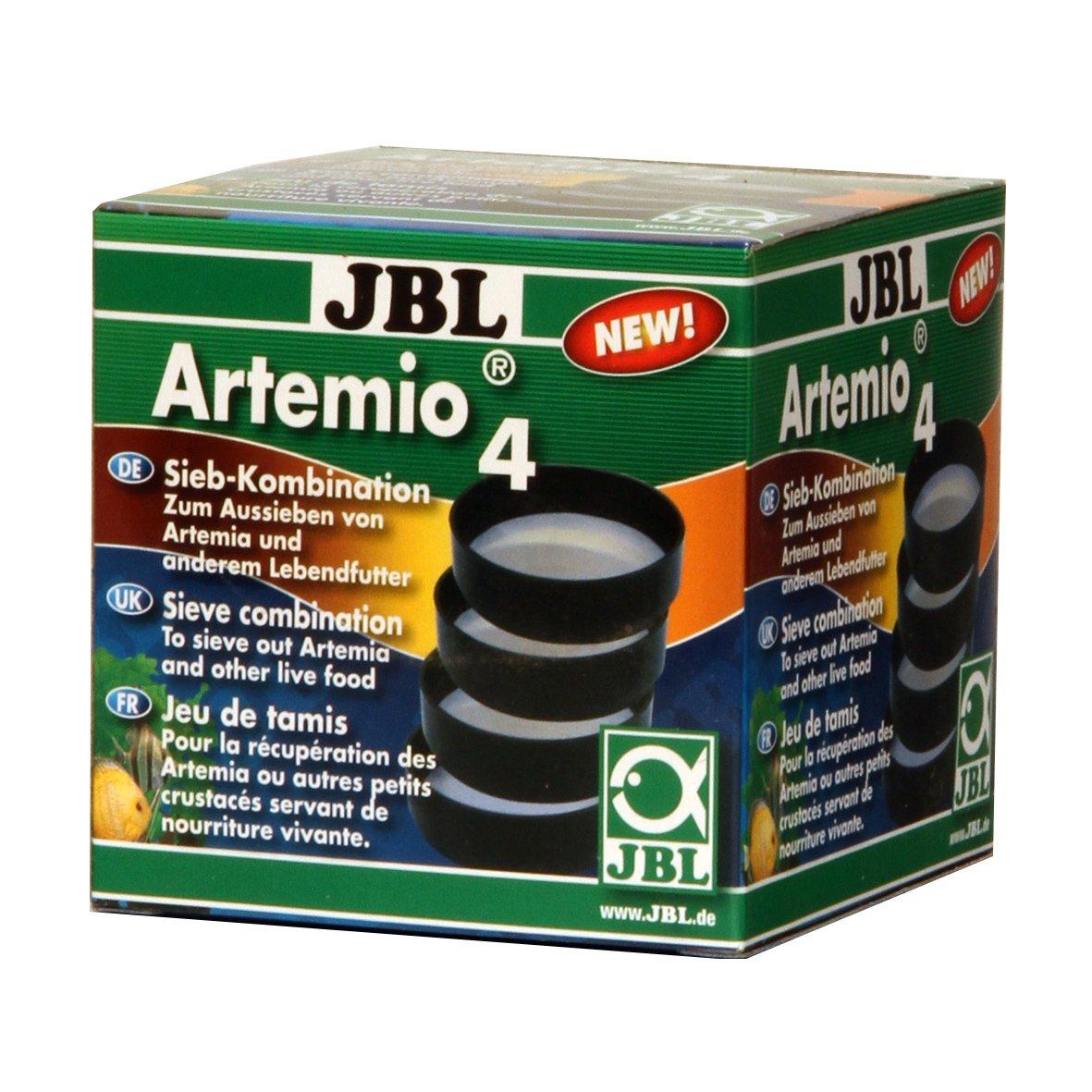 JBL Artemio 4 (Jeu de Tamis) - Tamis pour ArtemioSet 7002045