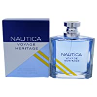 Deals on Nautica Cologne Voyage Heritage For Men EDT 3.3 / 3.4 Oz