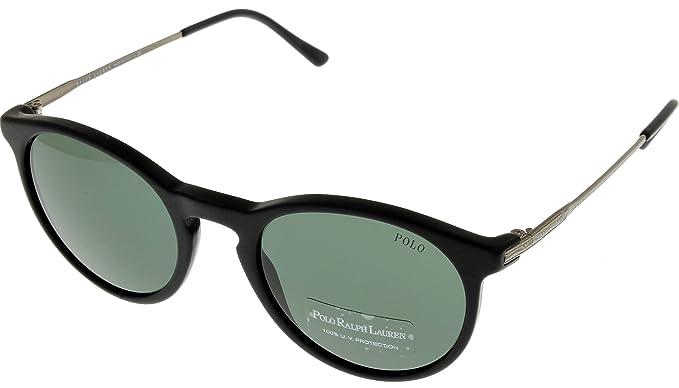 Amazon.com: Polo Ralph Lauren – Gafas de sol Ovaladas ...
