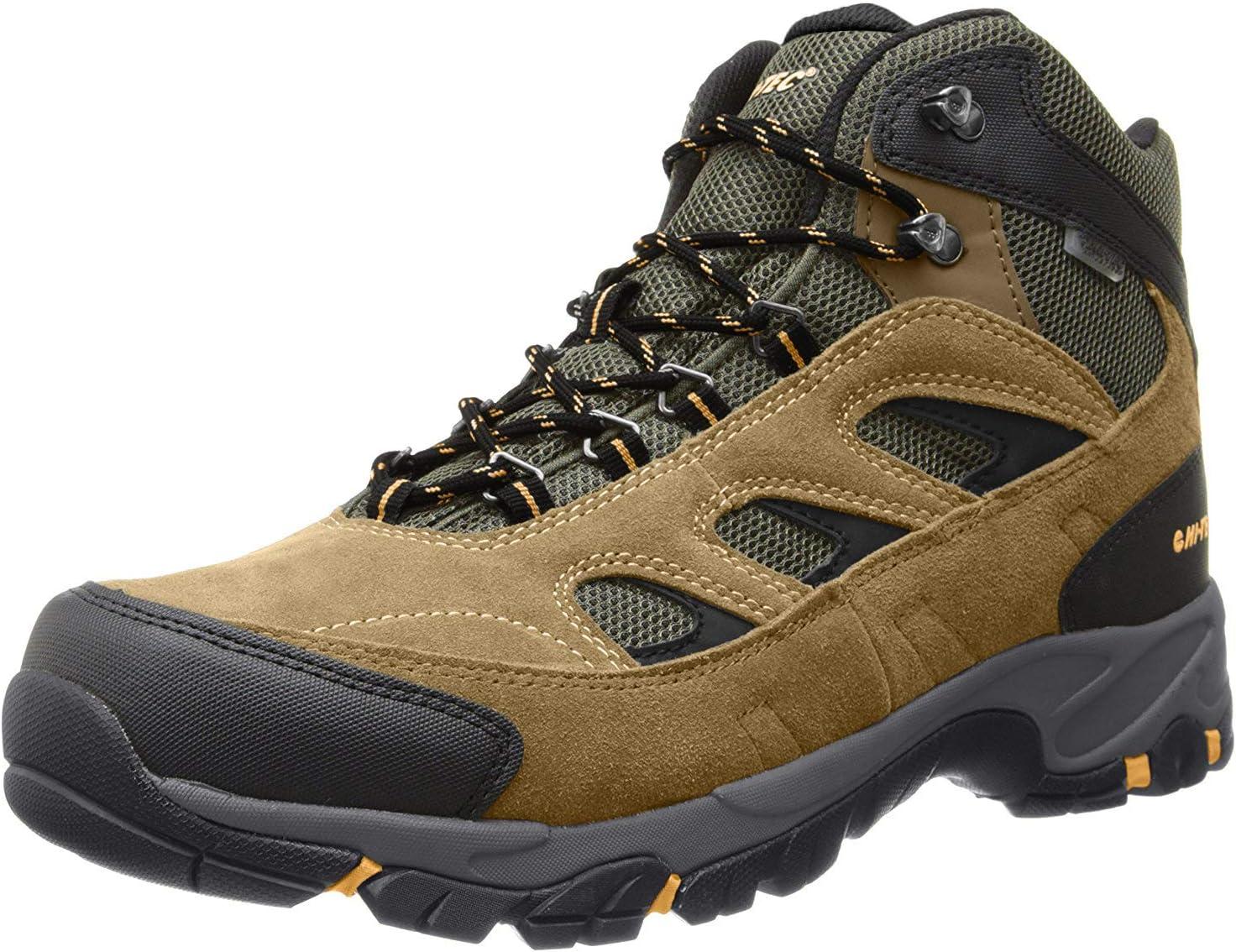 Mens Hi-Tec Walking Boots Logan