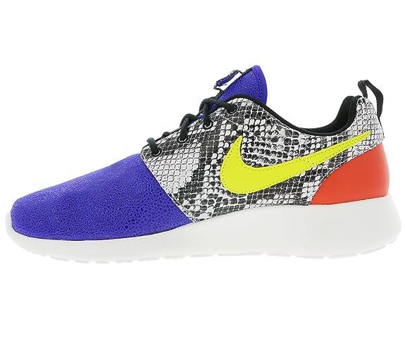 Zapatos infantiles Nike 881202 400 Zapatillas de Piel para mujer