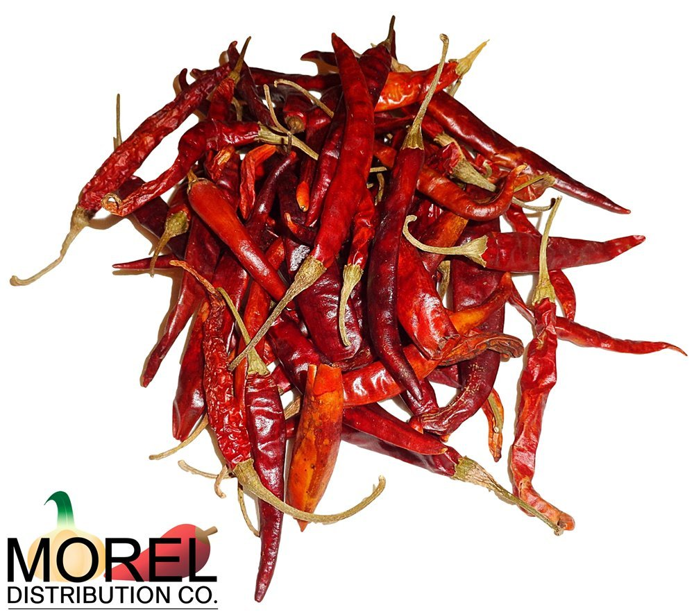 Amazon.com : Dried Arbol Pepper (Chile De Arbol) Weights: 2 Oz, 4 Oz, 8 Oz, 12 Oz, and 1 Lb!! (2 OZ) : Grocery & Gourmet Food