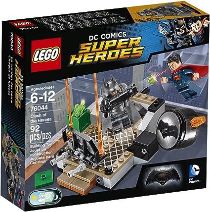 NEW! LEGO DC Universe Superheroes Batman 76044 Batman minifigure