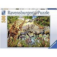 Ravensburger 500 Parça Puzzle Wateringhole (148097)