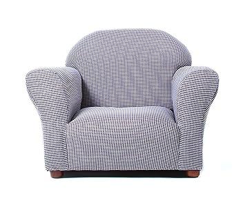 KEET Roundy Kidu0027s Chair Gingham, ...