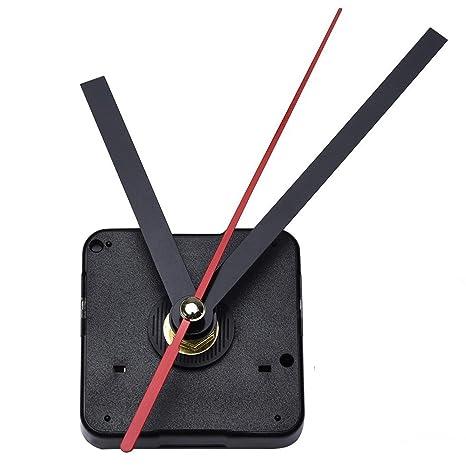 Reloj con Movimiento,Reloj Agujas,Minutero Segundero,Cuarzo Reloj Herramienta de Reparación DIY
